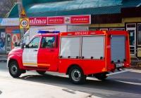 Автомобиль первой помощи АПП-0.3-0.5 на базе УАЗ-236324 #В486СХ763. г. Самара, проспект Кирова