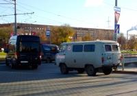 Санитарный автомобиль УАЗ-3962 #Т318МУ163. г. Самара, ул. Ташкентская