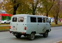 Микроавтобюус УАЗ-2206 #А163АХ763. г. Самара, ул. Революционная