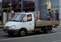 """Бортовой грузовой автомобиль ГАЗ-3302 """"Газель"""" #М080МА63. г. Самара, ул. Маяковского"""