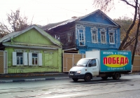 """Фургон на шасси ГАЗ-3302-288 """"Газель-Бизнес"""" #Т483ЕР163. г. Самара, ул. Галактионовская"""