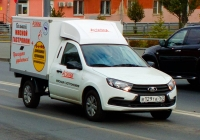 изотермический фургон ВИС-2349 #В129ТА763. Самара, проспект Масленникова