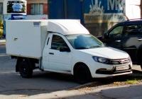 Изотермический фургон ВИС-2349 #Е623МУ763. г. Самара, Первомайская улица