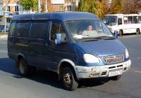 "ГАЗ-2705 ""Газель"" #О543АЕ163. г. Самара, улица Гагарина"