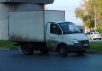 "Фургон на шасси ГАЗ-3302-288 ""Газель-Бизнес"" #С734ВА163. г. Самара, ул. Гагарина"