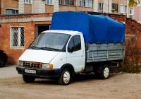 """Грузовой автомобиль ГАЗ-3302 """"Газель"""" #А978ХВ163. г. Самара, ул. Волгина"""