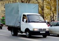"""Бортовой грузовой автомобиль ГАЗ-3302 """"Газель"""" #Х125НК63. г. Самара, Московское шоссе"""
