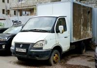 "Фургон на шасси ГАЗ-3302-288 ""Газель-Бизнес"" #Е365МР163. г. Самара, Фуражный пер."