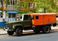 Автомобиль дорожной службы МТРДТ на шасси ГАЗ-3307 #Х057КР63. г. Самара, Революционная улица