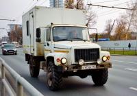 Мастерская на шасси ГАЗ-3308 #Е975ЕК163. Самара, Московское шоссе