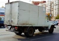Фургон на шасси ГАЗ-3309 #С874РВ163. г. Самара, ул. Партизанская