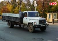 бортовой грузовой автомобиль ГАЗ-3309 #У752ВА163. г. Самара, Волжский проспект