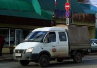 """ГАЗ-23107 """"Соболь"""" #А428ТС763. Самара, проспект Кирова"""