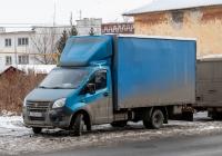 """грузовой автомобиль ГАЗ-А21R* """"Газель NEXT"""" #Х720РА163. г. Самара, ул. Крупской"""