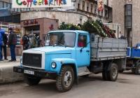 Бортовой грузовик ГАЗ-3307, #АХ3940СЕ. Харьковская область, г. Харьков, улица Сумская
