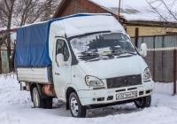 грузовой автомобиль ГАЗ-3302* ГАЗель-Бизнес #Е021КМ163. Самарская область, с. Кинель-Черкассы, ул. Ефремова