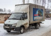грузовой автомобиль ГАЗ-3302* ГАЗель-Бизнес #Н865СЕ163. Самарская область, с. Кинель-Черкассы, ул. Специалистов
