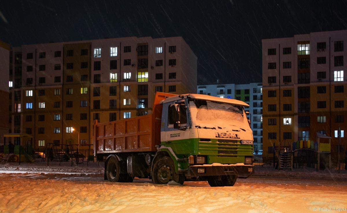 Scania 113M #ВК2960НС. Ровно