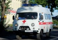 УАЗ-396223 №К 822 НУ 60. Псков, улица Советской Армии