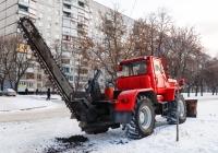 Трактор Т-150К с баровой установкой и отвалом, #11932АХ. Харьковская область, г. Харьков, улица Академика Павлова