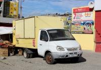 Фургон АФ37170А производства ЦентрТТМ на шасси ГАЗ-3302 №К 233 ЕЗ 51. Мурманская область, Апатиты