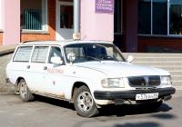 Санитарный автомобиль ГАЗ-310231 Волга №У 576 ВН 60. Псков, Коммунальная улица