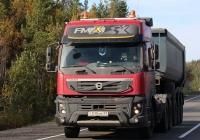 Volvo FMX.500 #Т 515 МХ 51. Мурманская область, трасса Р-21 Кола, Кольский район