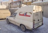 пикап ЗАЗ-110550 #Н411ВВ63. г. Самара, Ульяновский спуск