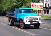 Бортовой грузовой автомобиль ЗиЛ-130 #О495РО163. г. Самара, ул. Полевая