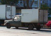 Фургон на базе ВИС-2345 #С859МА163. г. Самара, ул. Клиническая
