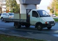 """Бортовой грузовой автомобиль ГАЗ-3302 """"Газель"""" #О168ТС163. г. Самара, ул. Тухачевского"""