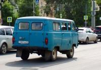Микроавтобус повышенной проходимости УАЗ-3962 #Т907ХА63. г. Самара, ул. Гагарина