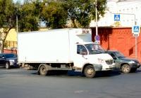 """Фургон-рефрежиратор на шасси ГАЗ-33104 """"Валдай""""  #Х949ОУ163. г. Самара, ул. Вилоновская"""