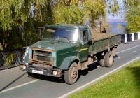 Бортовой грузовой автомобиль ЗиЛ-433110  #Н947ХН163. ул. Самара, набережная р. Волги, третья очередь