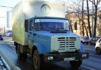Фургон на шасси ЗиЛ-4333*  #Е282АТ163. г. Самара, Московское шоссе