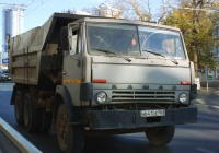 Самосвал КамАЗ-55111  #Н641ОЕ163. г. Самара, Московское шоссе