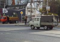 Грузопассажирский автомобиль УАЗ-39094 #У157ЕК163. г. Самара, ул. Мичурина