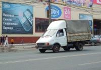 """Бортовой грузовой автомобиль ГАЗ-3302 """"Газель""""  #Р968ЕС63. г. Самара, ул. Авроры"""