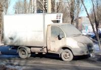 """Фургон на шасси ГАЗ-3302-288 """"Газель-Бизнес"""" #Н420ЕЕ150. г. Самара, Автобусный проезд"""