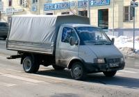 Бортовой грузовой автомобиль ГАЗ-3302 #В986ХВ763. г. Самара, ул. Полевая