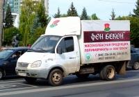 "Фургон на шасси ГАЗ-3302-288 ""Газель-Бизнес"" #Р993НМ63. г. Самара, ул. Мичурина"