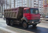 Самосвал IVECO-УралАЗ-6539 #Т451КУ163. г. Самара, ул. Киевская