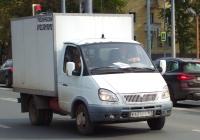 """Фургон на шасси ГАЗ-3302-288 """"Газель-Бизнес"""" #Е604РУ163. Самара, Московское шоссе"""