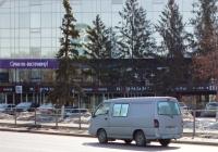 Грузопассажирский автомобиль Hyundai Grace #Е165СО163. г. Самара, Московское шоссе