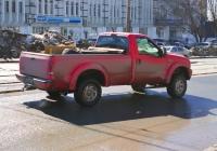 Пикап повышенной проходимости Ford F250 #Е255ЕО163. г. Самара, ул. Партизанская