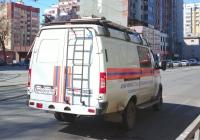 """Аварийно-спасательный автомобиль на шасси ГАЗ-2705-288 """"Газель-Бизнес"""" #В455УО763. г. Самара, ул. Полевая"""