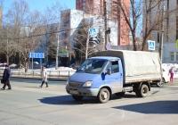 """ГАЗ-3302-288 """"Газель-Бизнес"""" #К489СВ63. Самара, Клиническая улица"""