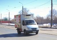 """Фургон на шасси ГАЗ-3302-288 """"Газель-Бизнес"""" #К029АМ763. г. Самара, ул. Партизанская"""
