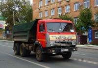 Самосвал КамАЗ-55111 #А363РК763. г. Самара, ул. Водников