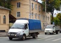 """Бортовые грузовые автомобили ГАЗ-3302-288 """"Газель-Бизнес"""" #О907УХ163 #О554УХ163. г. Самара, ул. Водников"""